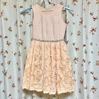 リリーブラウン(Lily Brown)のリリーブラウン ドレス ワンピース (ミディアムドレス)