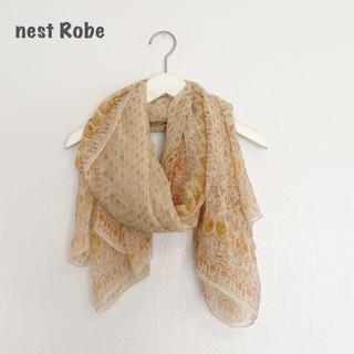 ネストローブ(nest Robe)の【nest Robe】スカーフ ストール  ネストローブ(ストール/パシュミナ)