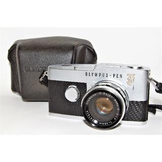 オリンパス(OLYMPUS)のOLYMPUS PEN F F.Zuiko Auto-S 38mm F1.8(フィルムカメラ)