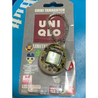 ユニクロ(UNIQLO)のユニクロ たまごっち(携帯用ゲーム機本体)