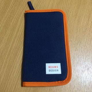 ビームス(BEAMS)の【良品】 ビームス パスポートケース(旅行用品)