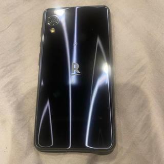 Rakuten Mini BLACK 本体のみ(スマートフォン本体)