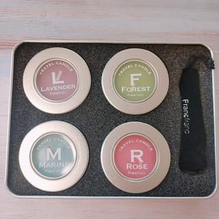 フランフラン(Francfranc)の新品未使用♡Francfrancキャンドルセット(キャンドル)