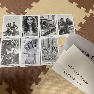 アリシアスタン(ALEXIA STAM)のALEXIA STAMポストカード(その他)