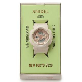 スナイデル(snidel)のSNIDEL☆新品15周年限定腕時計(腕時計)
