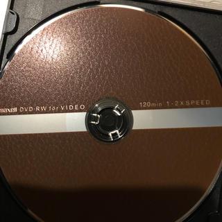 マクセル(maxell)の未使用 DVD-rw 120m maxell (その他)