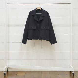 UNUSED - UNUSED COTTON BLOUSON hunting JKT ジャケット