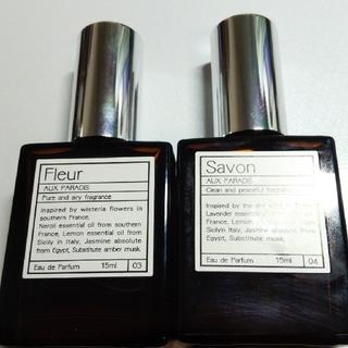 オゥパラディ(AUX PARADIS)のオゥパラディ AUXPARADIS フルール fleur サボン SABON (香水(女性用))