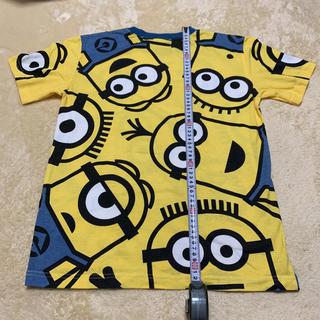 ユニバーサルスタジオジャパン(USJ)のミニオン Tシャツ(Tシャツ/カットソー(半袖/袖なし))