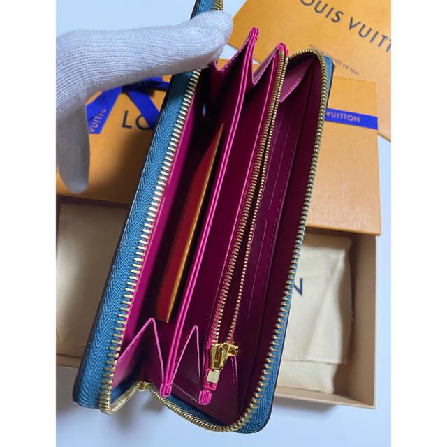 ルイヴィトン 新品 未使用 限定品 プレミアム品 財布 長財布 モノグラム レディースのファッション小物(財布)の商品写真