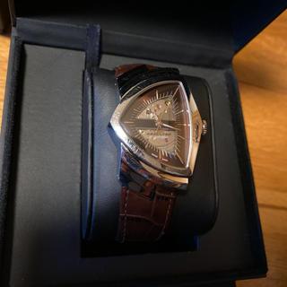 ベンチュラ(VENTURA)の人気品! HAMILTON ベンチュラ オートマチック H245150 茶(腕時計(アナログ))