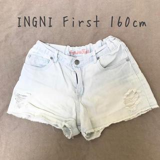イングファースト(INGNI First)のイングファースト デニムショートパンツ(パンツ/スパッツ)