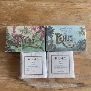コスメキッチン(Cosme Kitchen)のKama アユルベーダー soap(ボディソープ/石鹸)