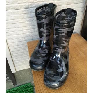 シマムラ(しまむら)のレインブーツ 長靴 21cm(長靴/レインシューズ)