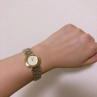 サンローラン(Saint Laurent)の【電池切れ】イヴ サンローラン 腕時計 ゴールド(腕時計)
