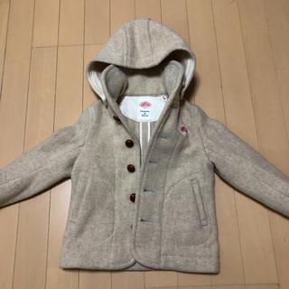 ダントン(DANTON)の子供服SALE♡DANTON ダントン キッズ アウター コート M♡ (ジャケット/上着)