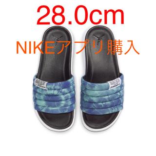 ナイキ(NIKE)のナイキ ジョーダン モデロ 2 ウィメンズ スライド 28.0cm(サンダル)