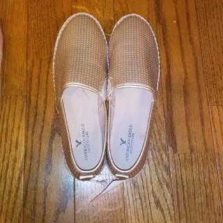 アメリカンイーグル(American Eagle)のアメリカンイーグル靴(スリッポン/モカシン)