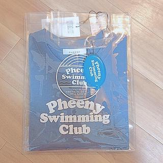フィーニー(PHEENY)の◆セール◆PHEENY BEAUTY&YOUTH SWIMMING CLUB T(Tシャツ(半袖/袖なし))