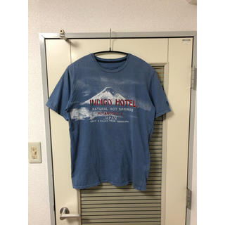 クリスチャンダダ(CHRISTIAN DADA)のmountainTシャツ tunagi japan ツナギジャパン(Tシャツ/カットソー(半袖/袖なし))