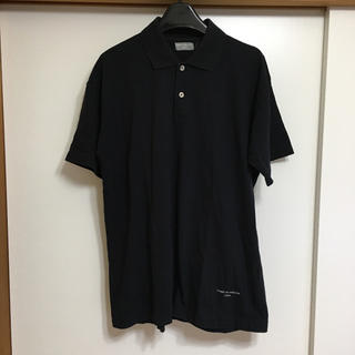 コムデギャルソン(COMME des GARCONS)のCOMMEdesGARCONS HOMME ロゴ入り ポロシャツ  (ポロシャツ)