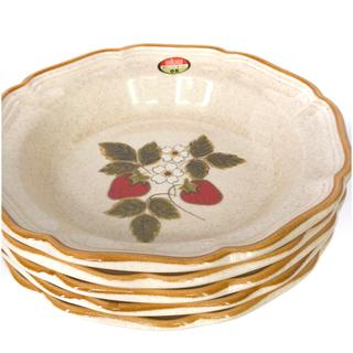 ミカサ(MIKASA)のMIKASA ミカサ 苺 深皿 5枚(食器)