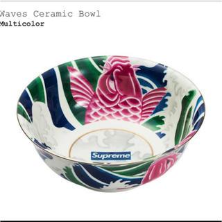 シュプリーム(Supreme)のSupreme Waves Ceramic Bowl(食器)