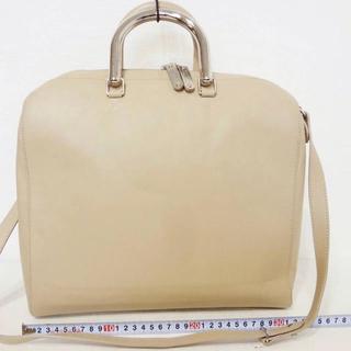 マルタンマルジェラ(Maison Martin Margiela)の希少Maison Margielaストラップ付きハンドbag(ハンドバッグ)