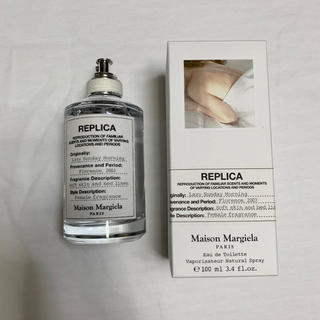 マルタンマルジェラ(Maison Martin Margiela)のMargiela Lazy Sunday Morning(香水(女性用))