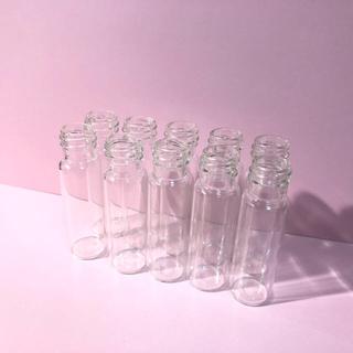 アドマイザー 瓶 10本セット【除菌済み】(アルコールグッズ)