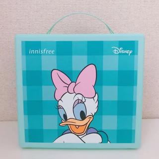 ディズニー(Disney)のディズニー  デイジー  ボックス   innisfree  イニスフリー(メイクボックス)