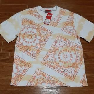 150タイダイペイズリーLAPSEN(Tシャツ/カットソー)