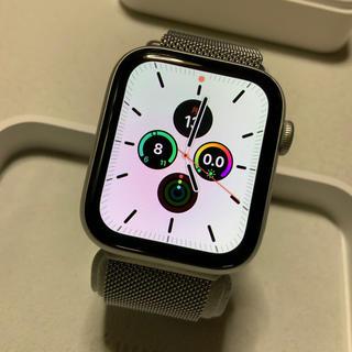 アップルウォッチ(Apple Watch)の(純正品) Apple Watch series4 セルラー 44mm(腕時計(デジタル))
