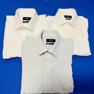 アオヤマ(青山)のノンアイロンマックス ワイシャツ三枚セットパーソンズ(シャツ)