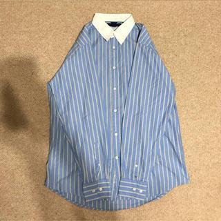 トミーヒルフィガー(TOMMY HILFIGER)のトミーヒルフィーガー tommy ストライプシャツ(シャツ)