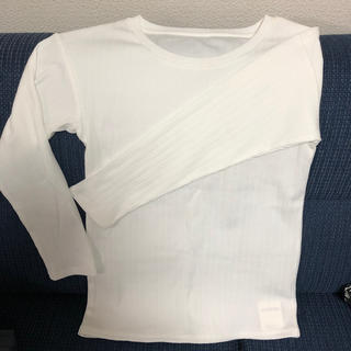 シップス(SHIPS)のSHIPS ロングスリーブTシャツ 新品(Tシャツ/カットソー(七分/長袖))
