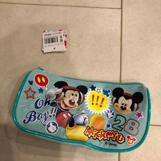 ディズニー(Disney)のディズニー★ミッキーペンポーチ(ペンケース/筆箱)
