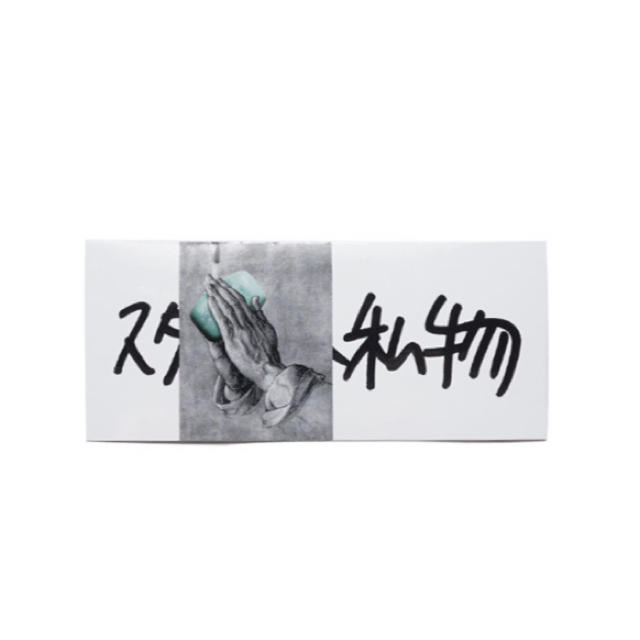 1LDK SELECT(ワンエルディーケーセレクト)の【即日発送】 ENNOY スタイリスト私物 PAKE ステッカーセット メンズのファッション小物(その他)の商品写真