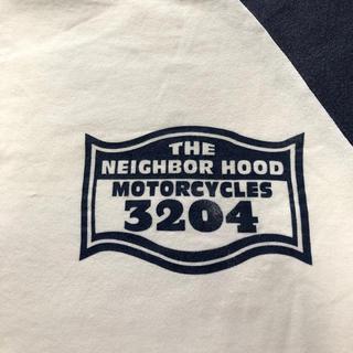NEIGHBORHOOD - NEIGHBORHOOD ネイバーフッド 七分袖 M size