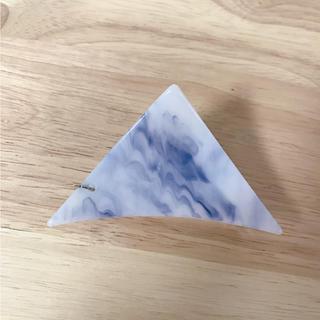 アネモネ(Ane Mone)のsan 三角クリップ(バレッタ/ヘアクリップ)