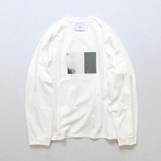 アンユーズド(UNUSED)の20SS stein oversized long sleeve tee(Tシャツ/カットソー(七分/長袖))
