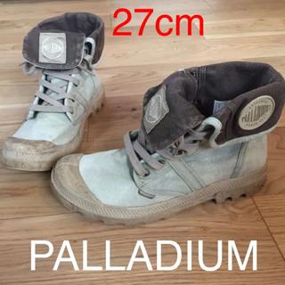 パラディウム(PALLADIUM)のPALLADIUM ハイカット スニーカー 27cm パラディウム(スニーカー)