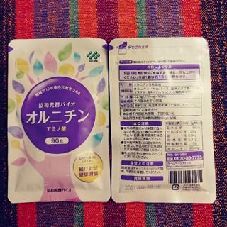 オルニチン 協和発酵バイオ 2袋(アミノ酸)
