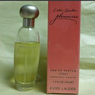 エスティローダー(Estee Lauder)のエスティローダー 香水 オーデパフュー厶 プレジャーズ EDP  50mL(香水(女性用))