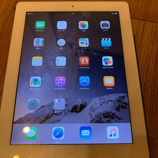 アイパッド(iPad)のipad2 16GB wifi ホワイト(タブレット)