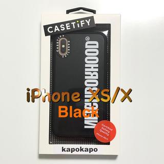 ネイバーフッド(NEIGHBORHOOD)のNEIGHBORHOOD Casetify iPhone XS / X Case(その他)