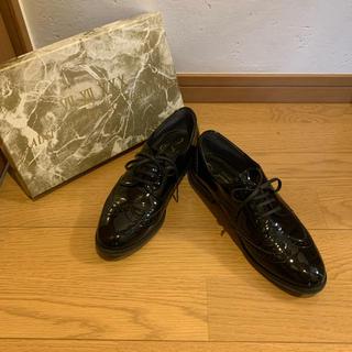 ダイアナ(DIANA)のローファー エナメル(長靴/レインシューズ)