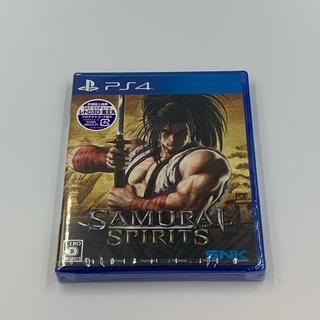 エスエヌケイ(SNK)の(新品・未開封)SAMURAI SPIRITS(サムライスピリッツ) PS4(家庭用ゲームソフト)