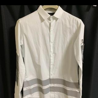 スズキ(スズキ)のNERD UNIT リフレクティブシャツ s size(Tシャツ/カットソー(半袖/袖なし))
