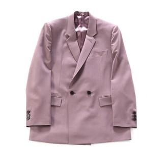 JOHN LAWRENCE SULLIVAN - LITTLEBIG Smokey Semi-Double Jacket ROSE